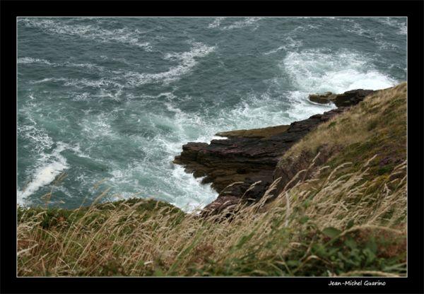 Cap Frehel Bretagne France mer