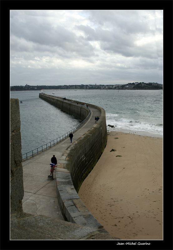 Saint Malo Mer