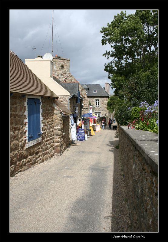 Ile de Brehat Bretagne