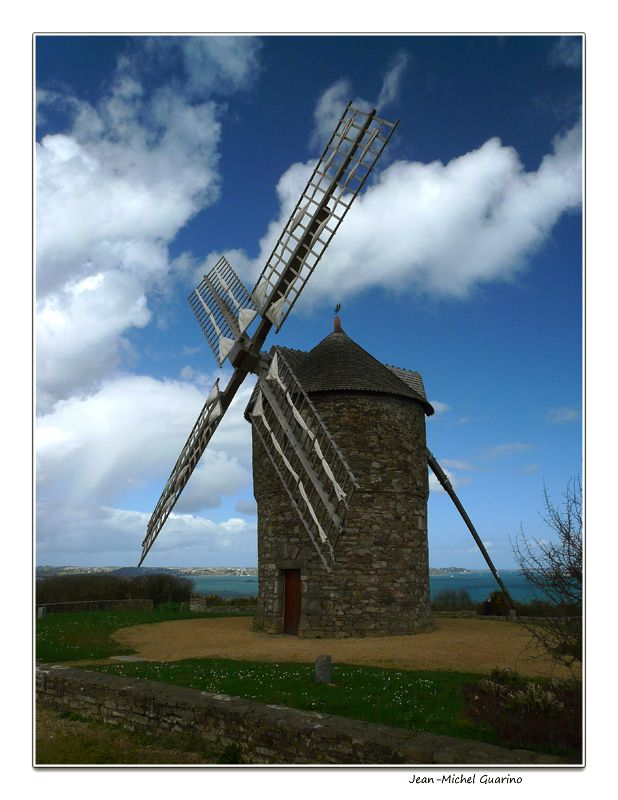 Moulin Craca Bretagne