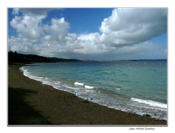 Baie de Plouezec bretagne cotes armor mer