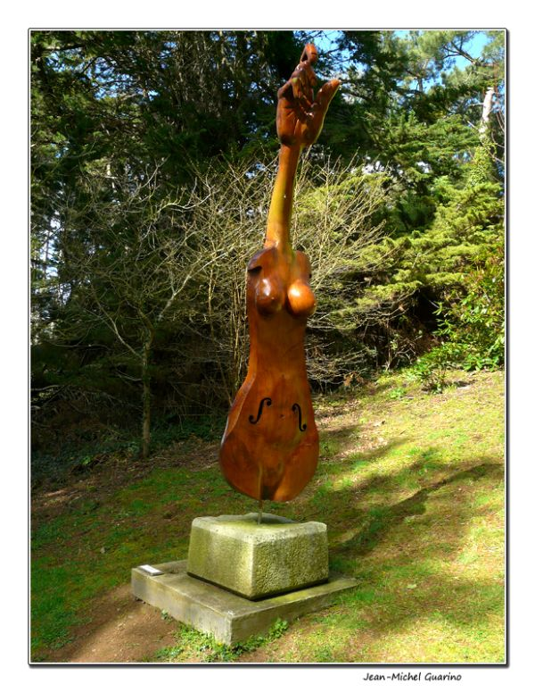 Kito sculpteur bretagne france