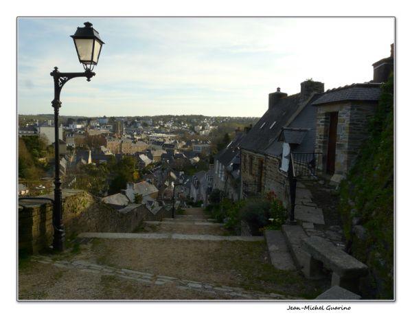 Brelevenez eglise Lannion Cotes d'armor Bretagne