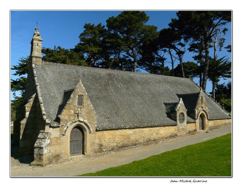 Penvenan cotes d'armor eglise Bretagne