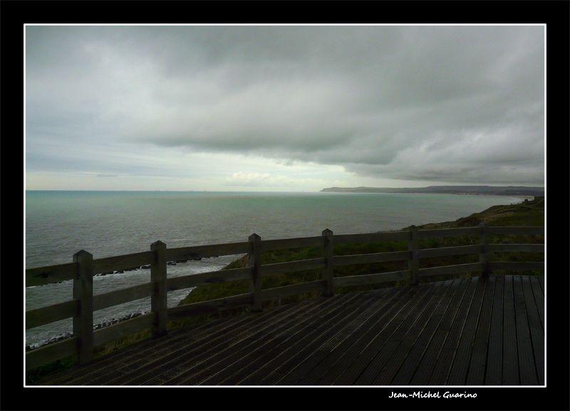 Cap Gris Nez mer France