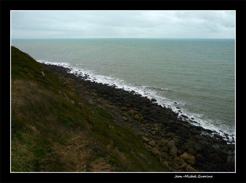 Cap Gris Nez mer Pas de Calais France