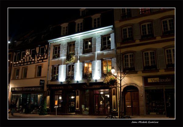 Colmar Alsace France restaurant