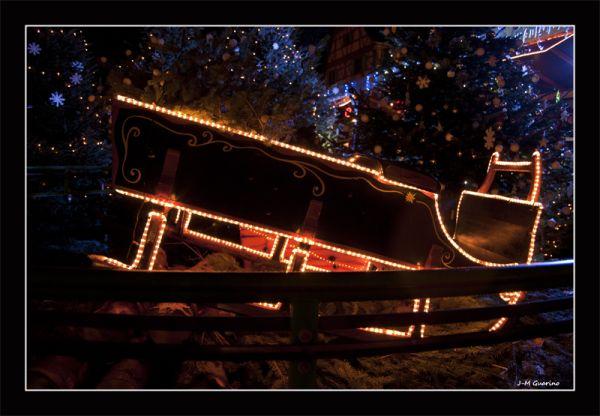 Riquewihr Alsace France Noel