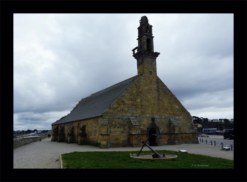 Camaret sur mer Finistere Bretagne eglise