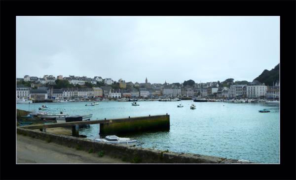 Audierne Finistere Bretagne port
