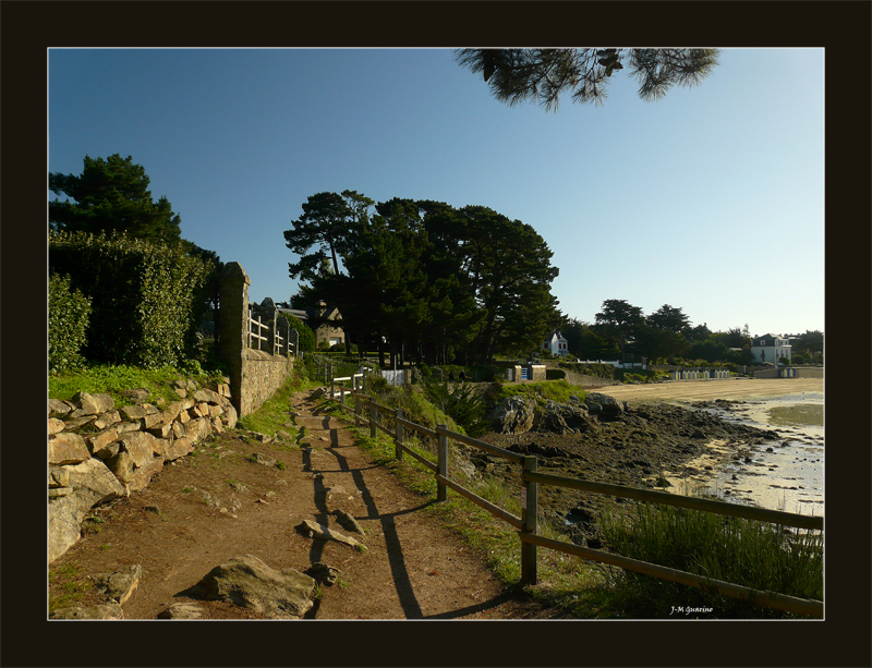 Ile aux Moines Golf Morbihan Bretagne