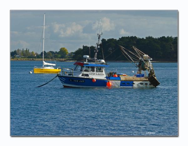 Ile aux Moines Golf du Morbihan