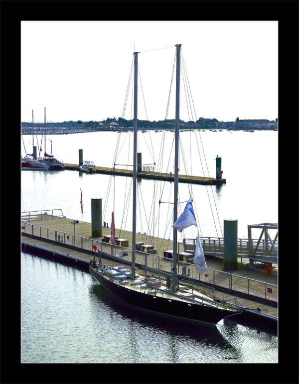 La cite de la voile Lorient Morbihan