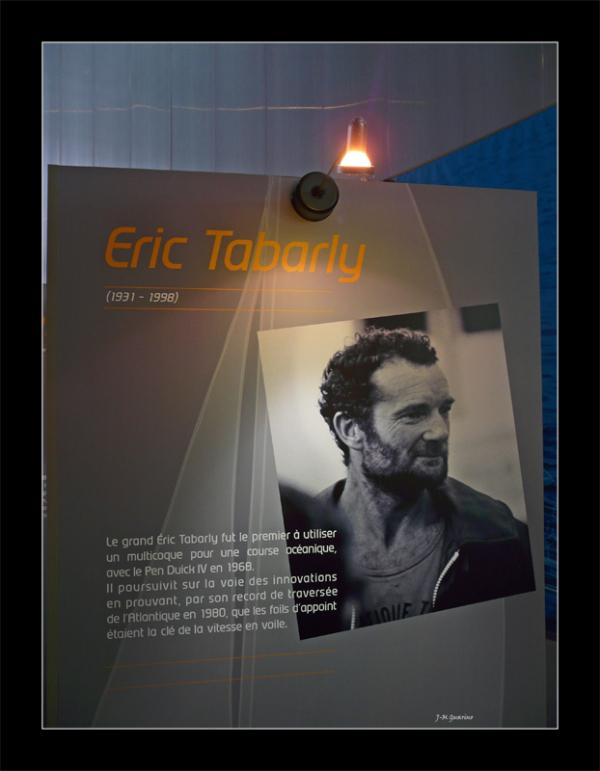 Eric Tabarly Cite de la voile Lorient