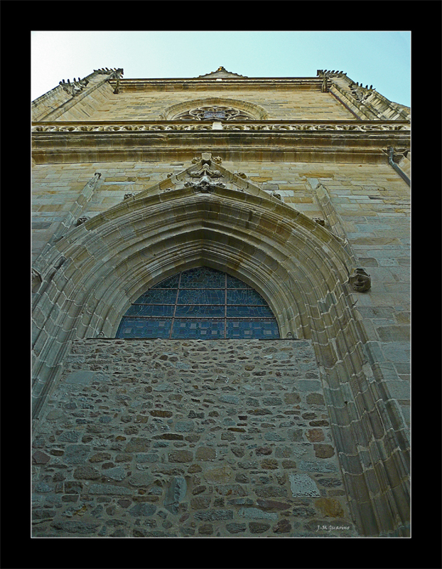 Eglise de Vannes Morbihan Bretagne