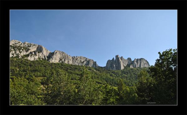 dentelles de montmirail Provence