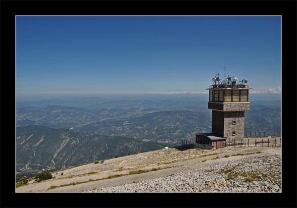 Mont Ventoux Sommet