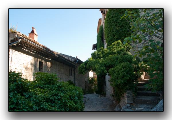 Le Crestet Provence
