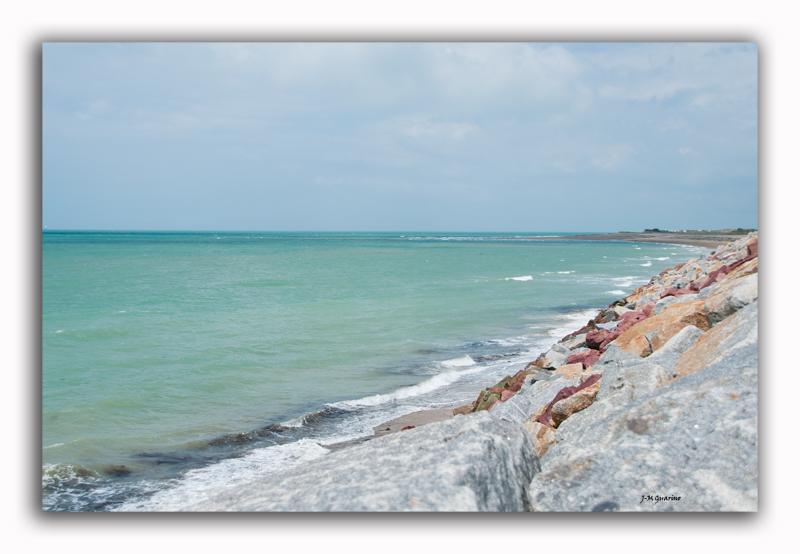 Barneville Cotentin France mer