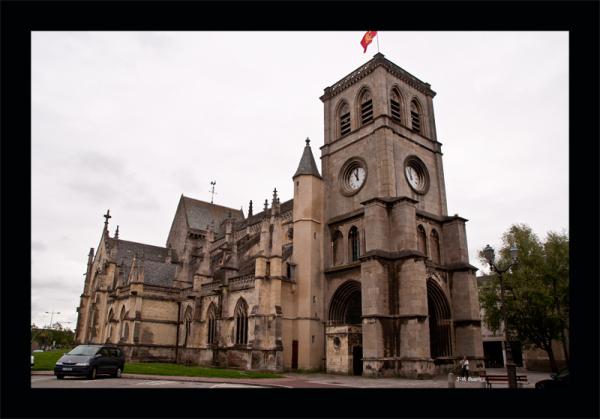 Eglise Cherbourg Cotentin Manche