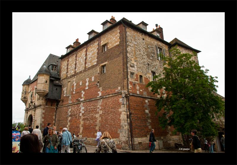 La Lieutenance Honfleur Normandie France