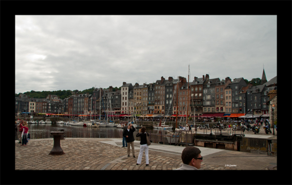 Honfleur Normandie France