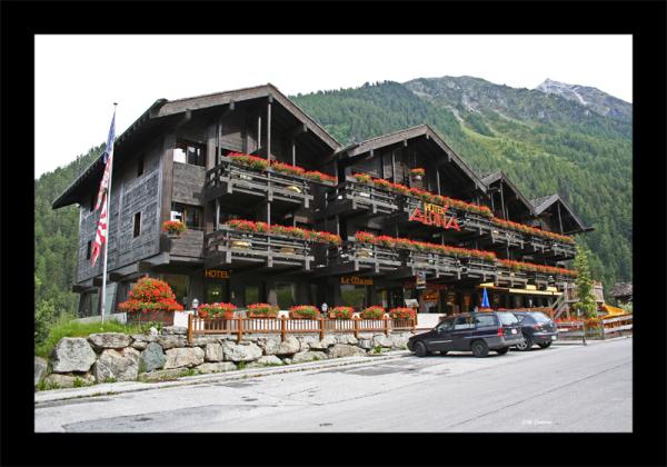 Suisse Valais Montagnes Val d'Anniviers