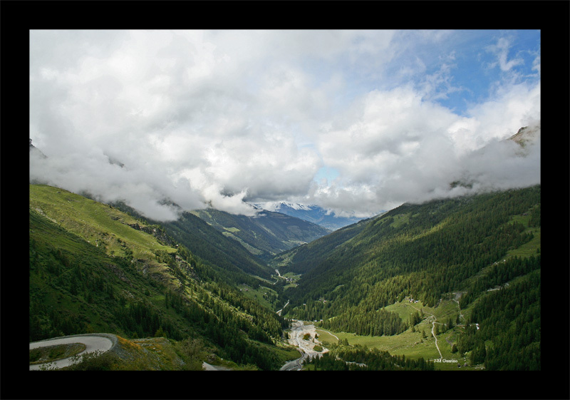 Barrage Grande Dixence Valais Suisse