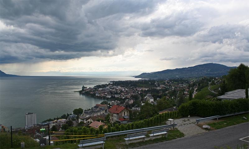 Montreux Vaux Suisse lac Léman