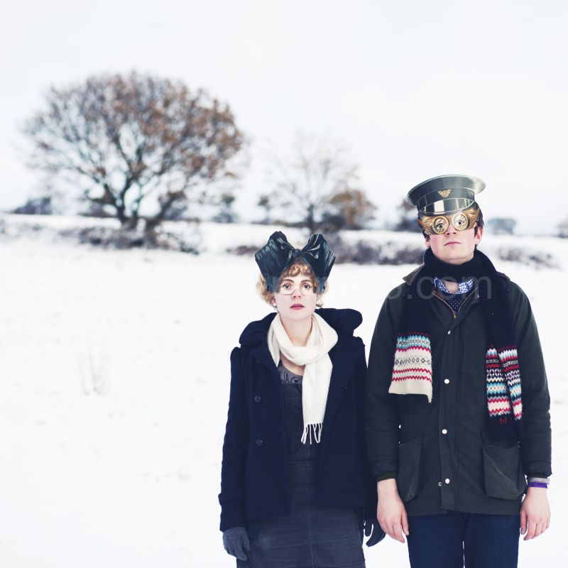 David Gibb & Elly Lucas