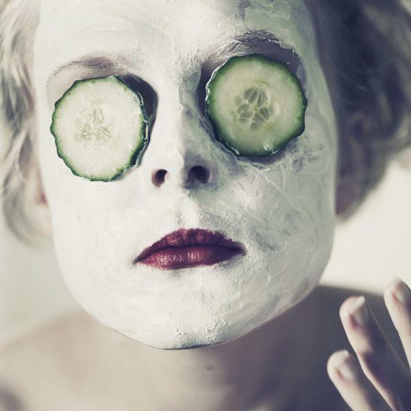 Beauty is only skin deep.