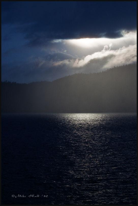 Break in Late Spring Storm, Lake Tahoe