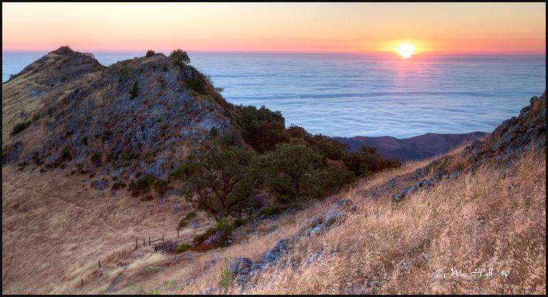 Fremont Peak Summer Sunset