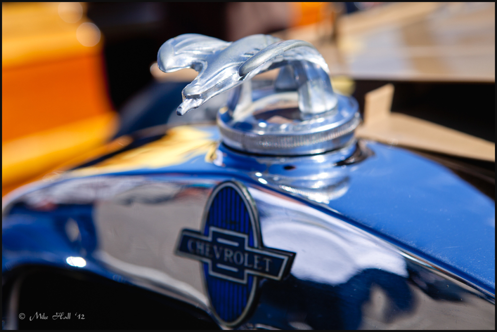 Chevrolet Woodie Hood Ornament