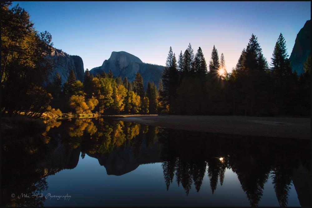 Yosemite Valley Fall Color