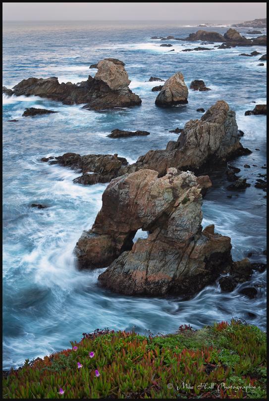 Big Sur Coastline, Garrapata State Park