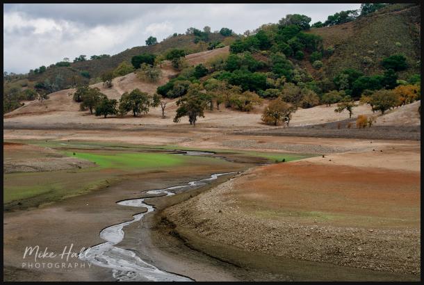 Uvas Reservoir, Santa Clara County , CA