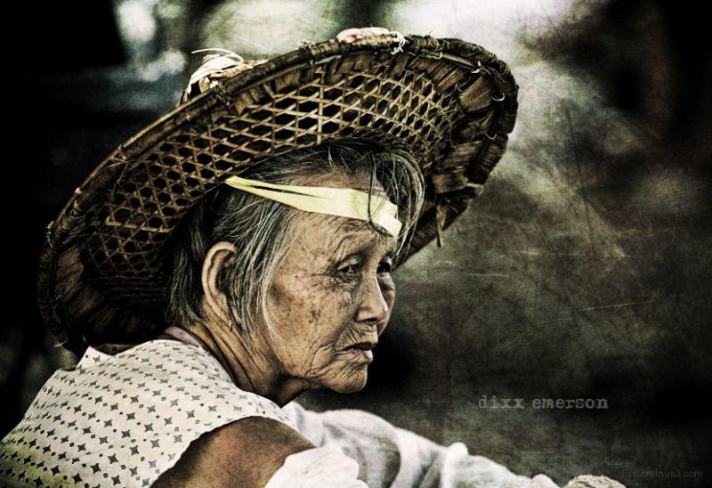Old Peasant Woman
