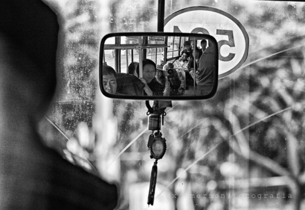 A novel is a mirror carried along a main road