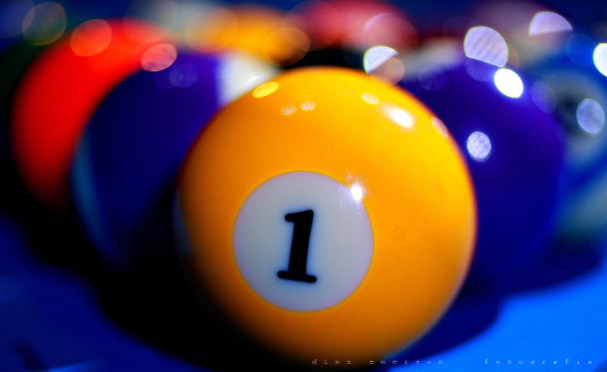 elliptical billiard balls