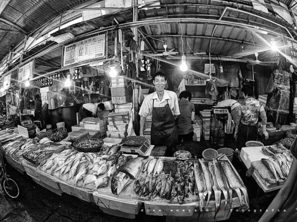 Fishmonger's Smile
