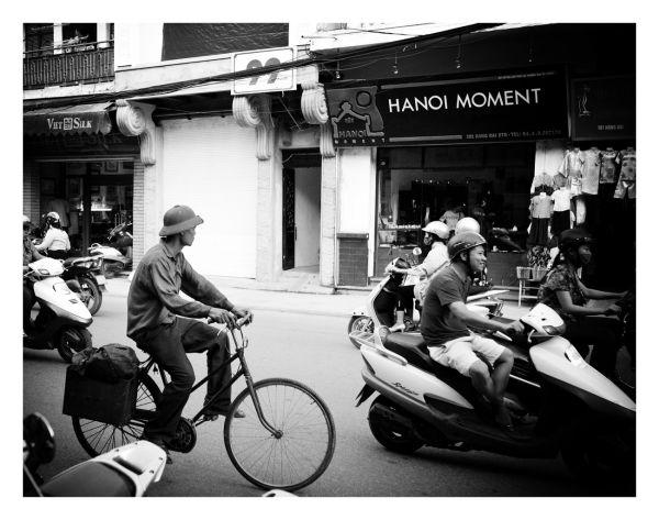 Hanoi Moment