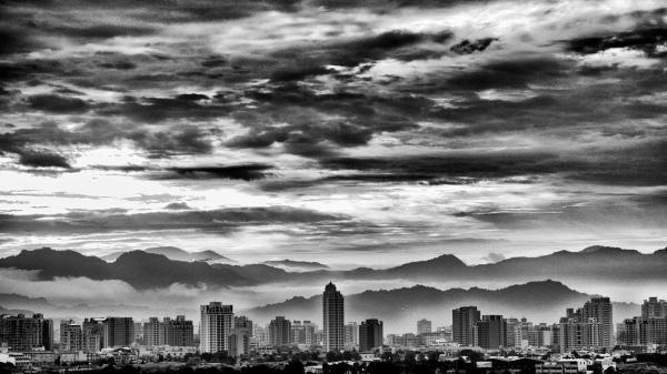 Taichung November Sunrise