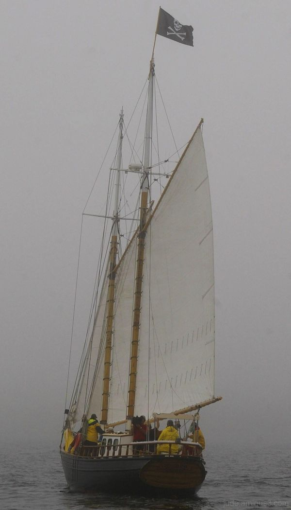 Schooner Race Week #10
