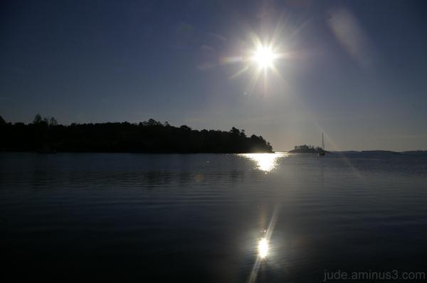 Early morning on Mahone Bay