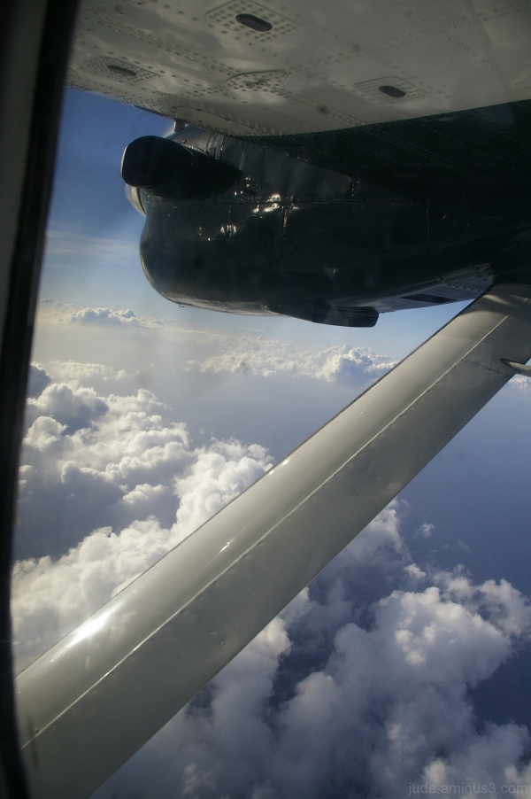 Flying to Bequia!