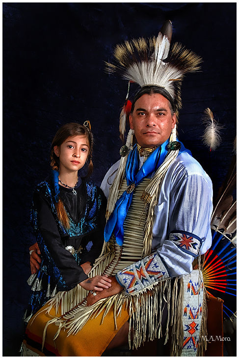 American Indian Portraits