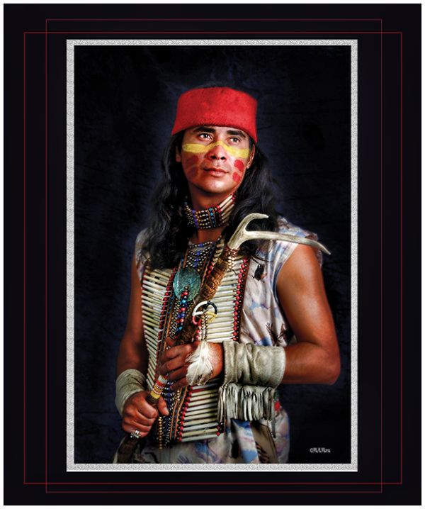 Apachie Indian