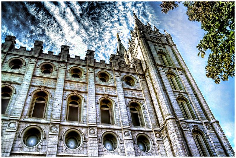 Mormon Church Salt Lake City