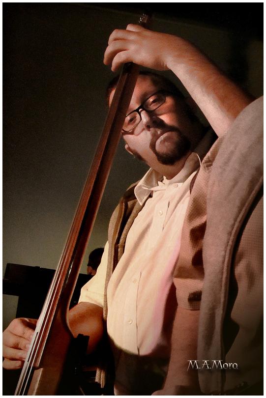 A Bass Player